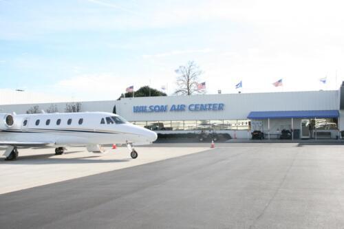 CLT - WILSON AIR CENTER