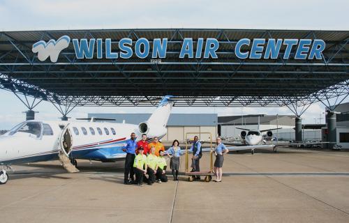MEM - Wilson Air Center
